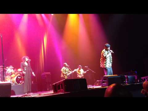 ROSE ROYCE LIVE NOKIA THEATER SHOW W/ HOST-COMEDIAN EDDIE GRIFFIN...