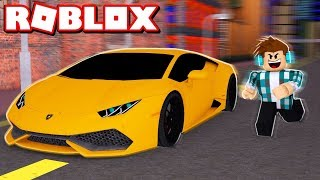 I RAN FASTER THAN A CAR IN ROBLOX!! -(Roblox speed Simulator)