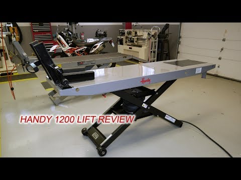 Handy 1200 Lift Review