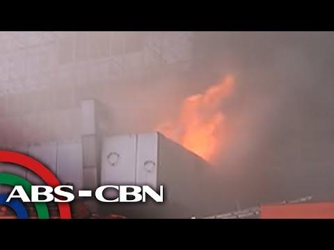 TV Patrol: 5 nasawi sa higit isang araw na sunog sa Manila Pavilion