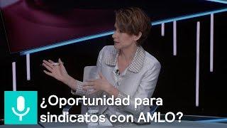 Victoria de AMLO, ¿oportunidad para los sindicatos? - Tercer Grado