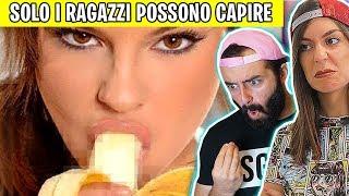 ⚽👩🦰 20 COSE che SOLO I MASCHI POSSONO CAPIRE