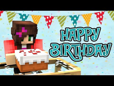 Minecraft: Happy Birthday Map!