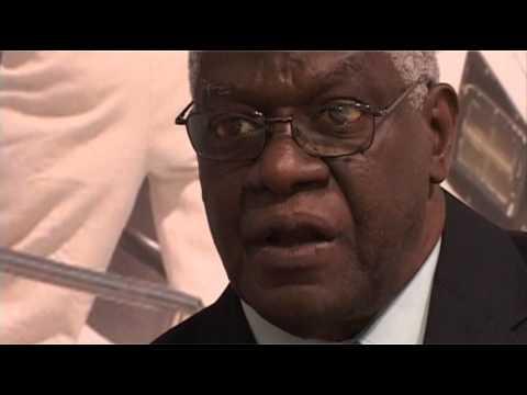Oswald Williams, Secretary of Transportation, Trinidad & Tobago @ ITB 2011