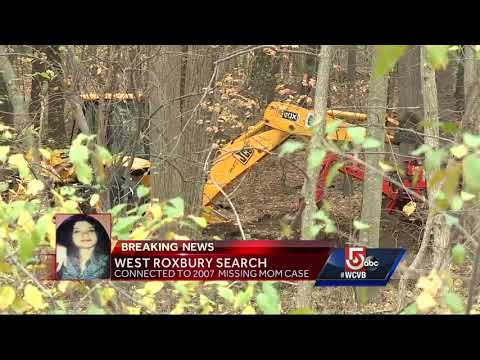 West Roxbury search connected to missing mom search