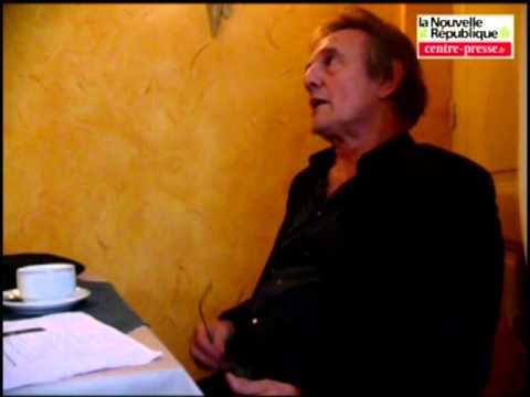 VIDEO. Murray Head rencontre ses fans à Chauvigny