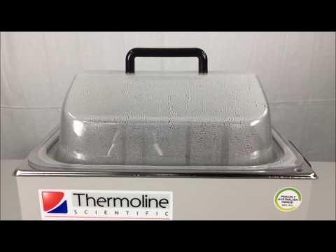 Laboratory Water Bath Uncirculated Bath - Thermoline Scientific
