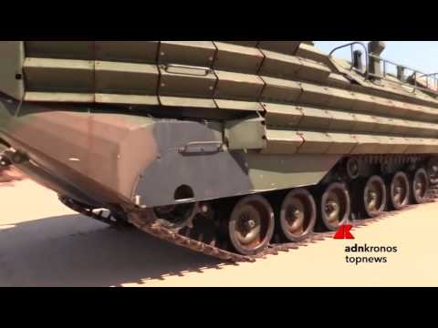 'Assalto anfibio' dei marines in Australia...