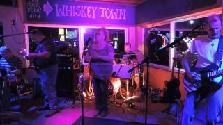 Whiskey town - dreams cover