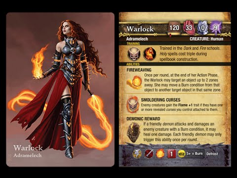 Adramelech Warlock vs Priestess Conclusion
