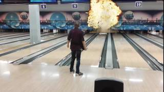 Explosive bowling