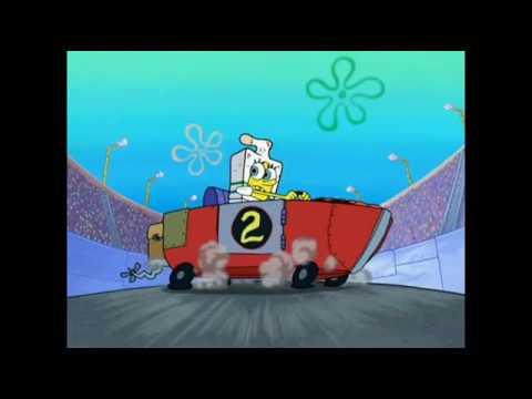 SpongeBob Soundtrack - Greenhorn Rag
