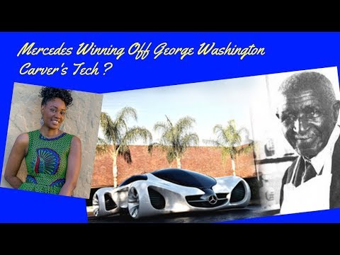 "S. Graham: Mercedes ""Wins"" with George Washington Carver's Tech Genius?"