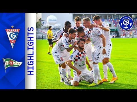 Gornik Z. Lechia Goals And Highlights