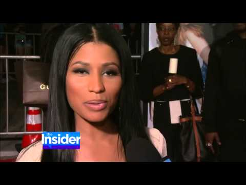 Nicki Minaj Talks New Album