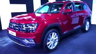 видео Новый Volkswagen Atlas 2017-2018 года - фото, комплектации и цены, характеристики Фольксваген Атлас