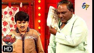 Rocket Raghava Performance   Jabardasth   30th  May 2019      ETV  Telugu