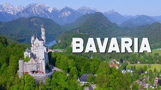 Best Things to do in Bavaria Germany - From Franconia to the Alps | Travel Vlog
