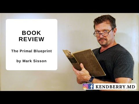 Book review the primal blueprint by mark sisson youtube book review the primal blueprint by mark sisson malvernweather Image collections