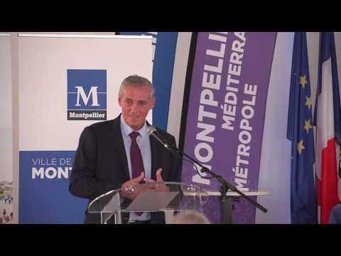 FPU MED 2018 - MONTPELLIER / Séance d'ouverture par Philippe Saurel