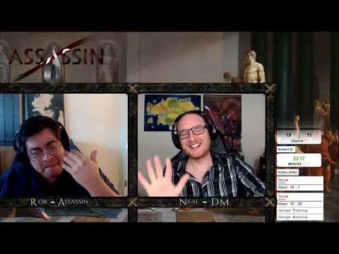 Episode 2 - Assassin