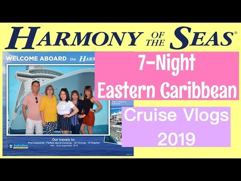 7-Night Eastern Caribbean Cruise Vlogs 2019 | Episode One - Traveling And Embarkation Day