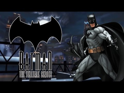 "Telltale Games: ""BATMAN"" Episode 2 CHILDREN OF ARKHAM (FULL EPISODE)"