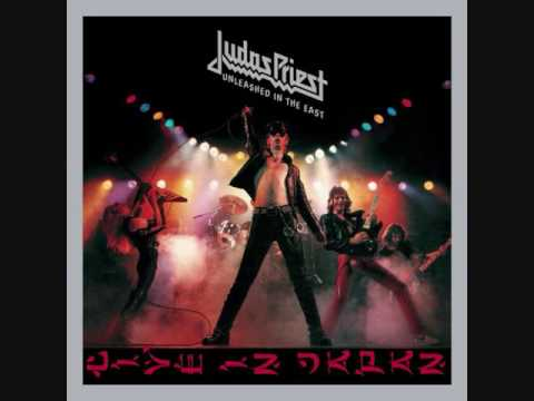Judas Priest - Unleashed in The East with bonus tracks 1979
