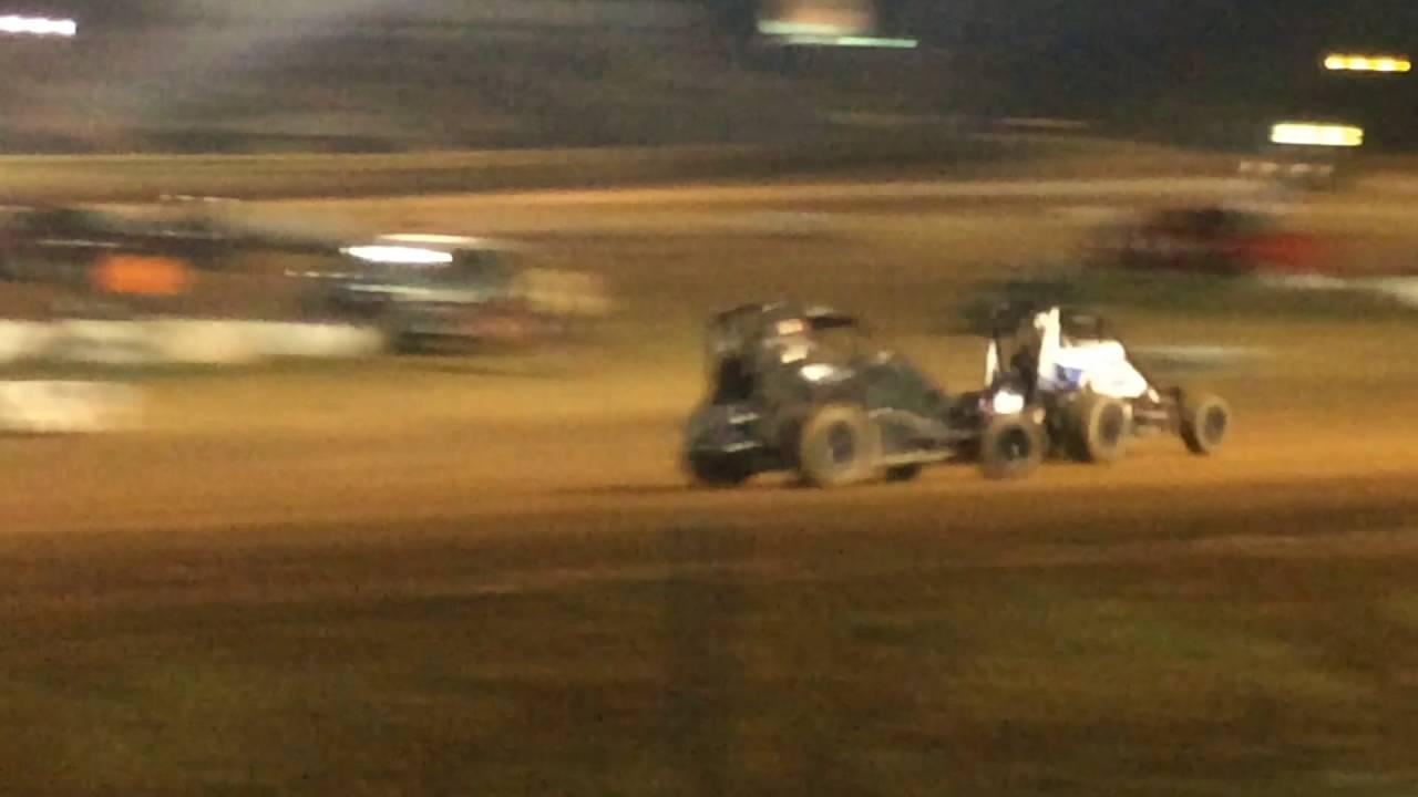 Mike miller midget racing photos