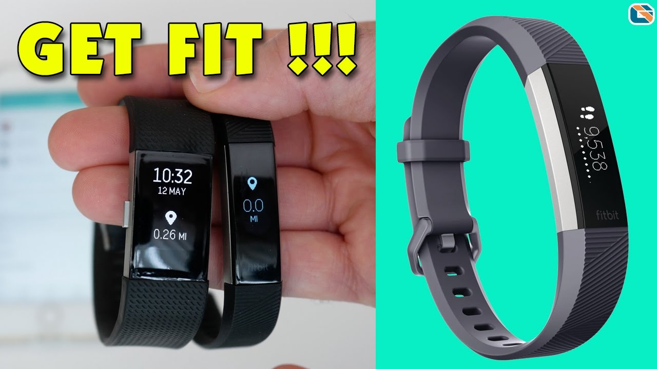 Fitbit Alta HR Review & Comparison to Fitbit Charge 2 #fitbit