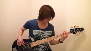 【シド】ミルク 弾いてみた【Bass】