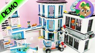 LEGO 60141 | Lego delegacia de polícia - Estação montada rápido