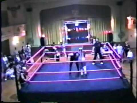 Koko B. Ware vs. Cage