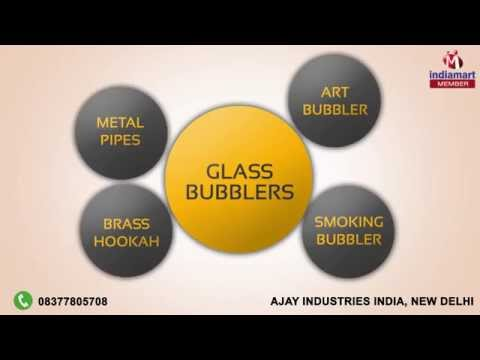 Smoking Accessories by Ajay Industries India, New Delhi
