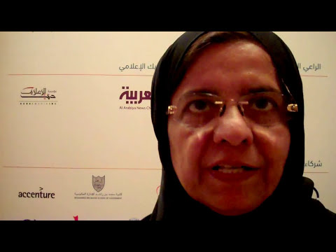 Dr. Hessa Lootah on Arab jobs, Arab women & Dubai Expo2020