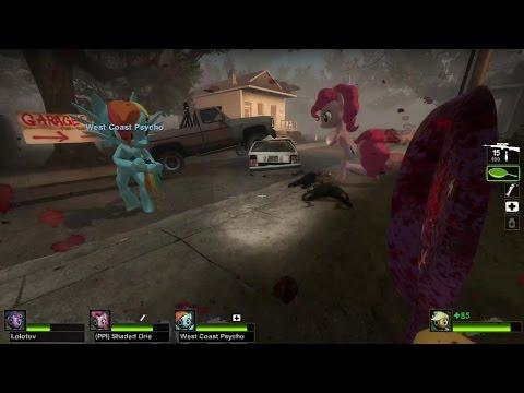 Bronies Play - Left 4 Dead 2 (Round 3)