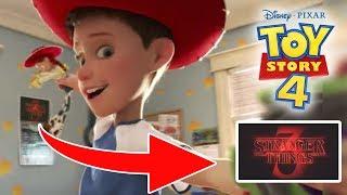 20 Secretos de Toy Story 4 - Trailer |#ReginaBlue