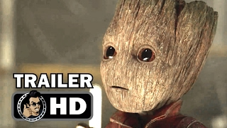 GUARDIANS OF THE GALAXY 2 Super Bowl TV Spot + Official Trailer (2017) Chris Pratt Marvel Movie HD