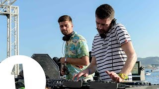 Friend Within & Kideko live at Café Mambo for Radio 1 in Ibiza 2017