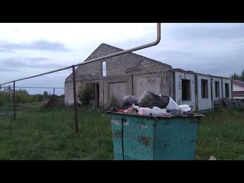 МСК-НТ не вывозят мусор п . Товарковский ул. Трудовая.( Около коттеджей)