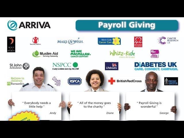 Payroll Giving Compilation