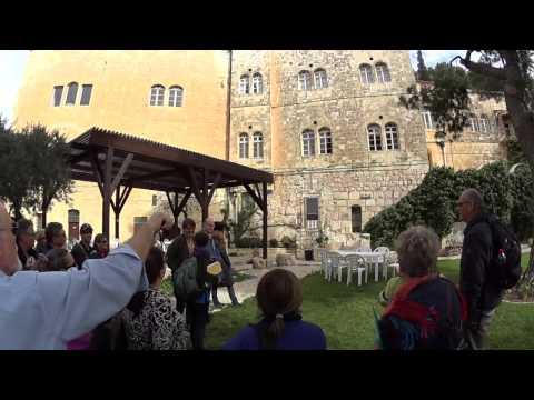The story of the Bishop Gobat School building - Jerusalem University College, Mount Zion, Israel