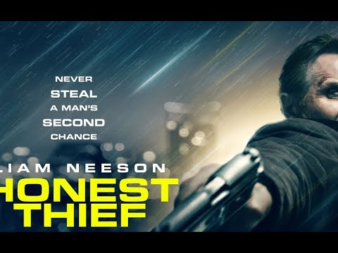 Liam Neeson Crashes A Delivery Van In New Clip From Upcoming Action Flick Honest Thief