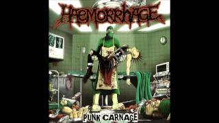 Haemorrhage - Anti-Todo (Eskorbuto Cover)