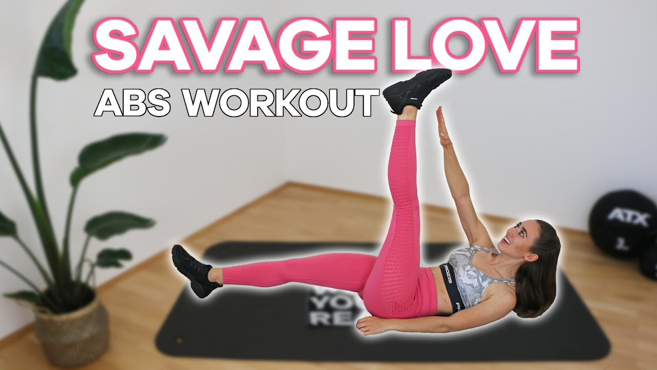 Jason Derulo - Savage Love | SIXPACK WORKOUT (Song Workout)