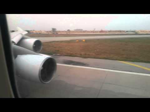 saudi arabian airlines boeing 747 TF-AAE (SV729) Lahore to jeddah Part 3