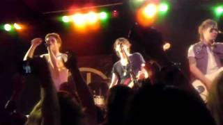 "The Summer Set ""Someone Like You"" LIVE - Everything"