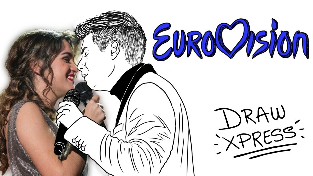 EUROVISION | Draw My Life