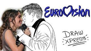 EUROVISION | Draw My Life