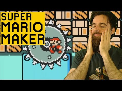 I Wanna Rub These Levels All Over My Face [SUPER MARIO MAKER]
